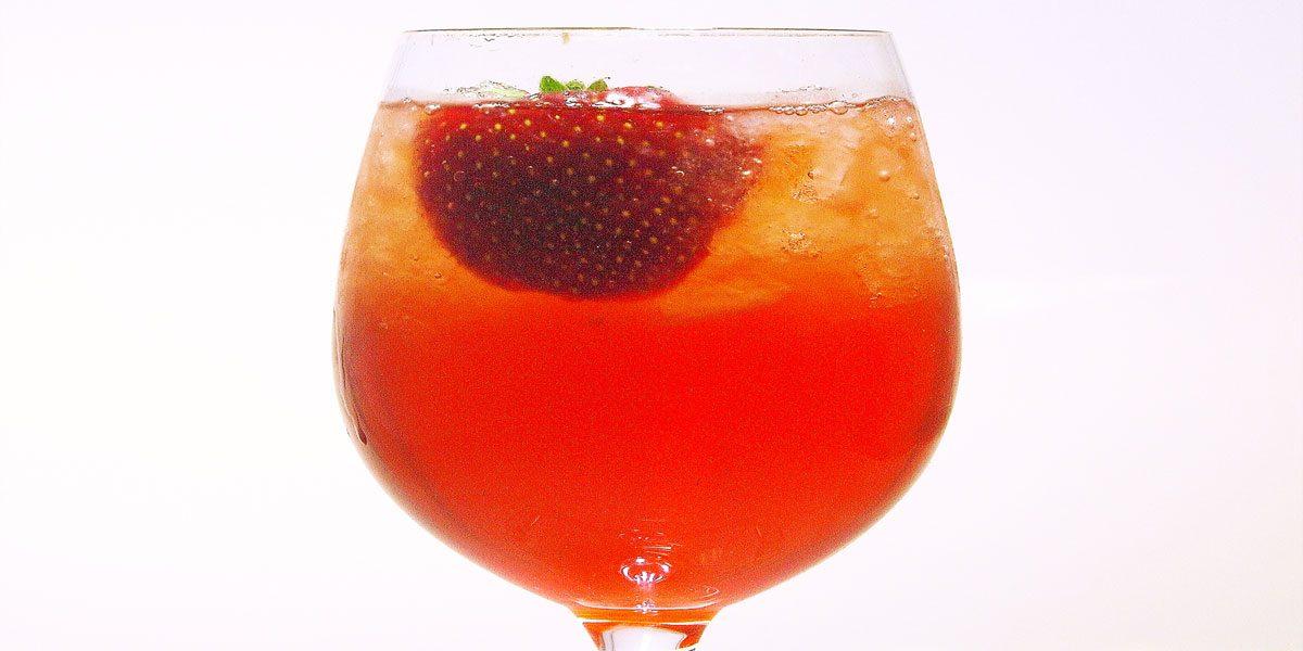 Rezept: Lillet Roseberry