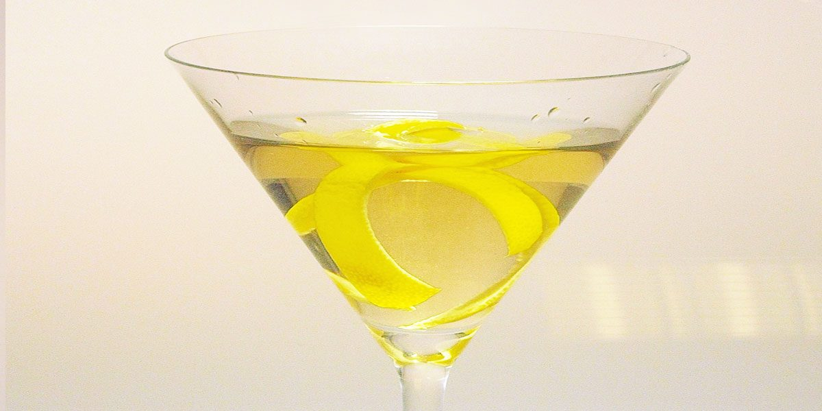 Rezept: Twentieth Century Cocktail